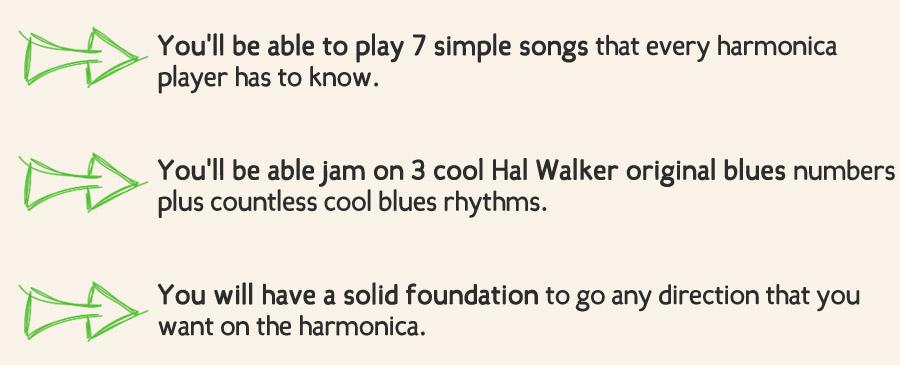 Learn to play harmonica ebook